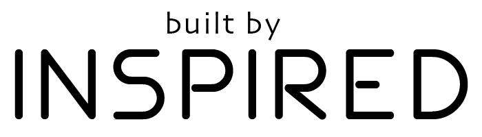 Built By Inspired Web Design Company Logo